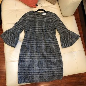 Calving Klein Dress size 8 fits size 10